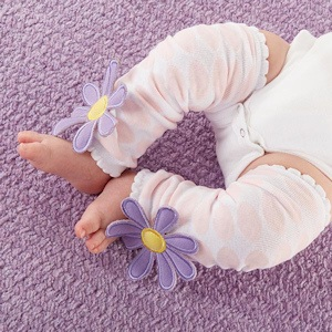 Baby in Bloom Flower Legwarmers imagerjs