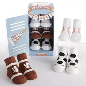 Baby All Star Socks Gift Set imagerjs