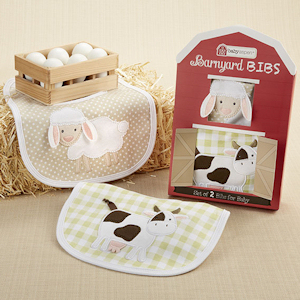 Barnyard Bibs Two Piece Bib Set imagerjs