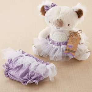 Tutu Cute Koala Plush and Bloomer for Baby imagerjs