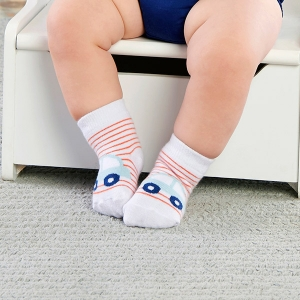 On The Move Sock Gift Set (3 Pairs) imagerjs
