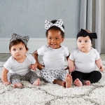 Trendy Baby Leggings (Set of 3)