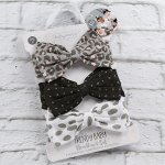 Trendy Baby Headbands (Set of 3)