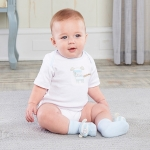 Puppy Pal Two-Piece Layette Set for Baby