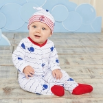 Nautical PJ's Gift Set