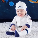Big Dreamzzz Baby Astronaut 2 Piece Layette Set