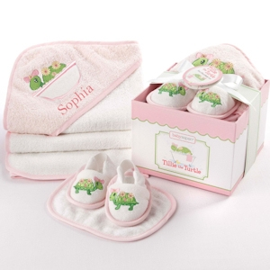 Tillie the Turtle Bathtime Gift Set imagerjs