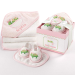Tillie the Turtle Bathtime Gift Set
