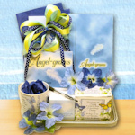 Walking with Angels Gift Basket