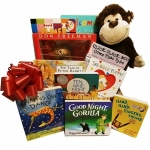 Deluxe Baby Book Library Gift Box