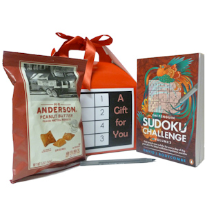 Sudoku Puzzle Book Gift Box imagerjs