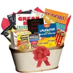 Extra Special Feel Better Book Basket