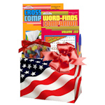 Red White and You Puzzle Gift Box