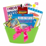 Crazy for Crafts Kids Gift Basket