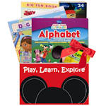Play Learn and Explore Activity Gift Box