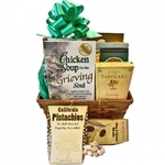 Healing Thoughts Book Gift Basket