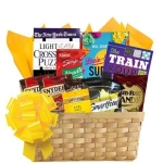 Get Well Puzzle Books Gift Basket