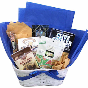Men's Kosher Gift Basket imagerjs