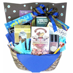 Ultimate Birthday Book Gift Basket