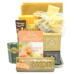 Comforting Tea Sympathy Basket