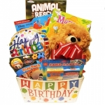 Kids Birthday Gift Basket