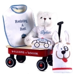 'Resisting A Rest' Personalized Baby Gift