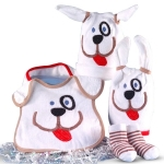 'I Woof You' Baby Gift Set