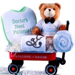 Doctor's Need Patience Personalized Baby Gift