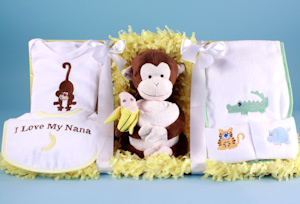Love my Nana Baby Gift Set imagerjs