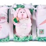 Magic Garden Baby Girl Gift Set