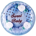 Sweet Baby Hooded Towel Cake