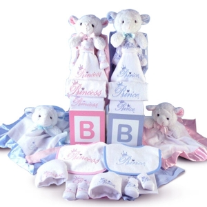 Princess and Prince Twin Gift Set imagerjs