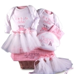 Little Ballerina Baby Gift Basket