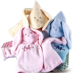 Snuggle Bunny Personalized Baby Jacket