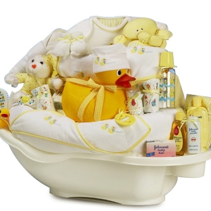 Bath Time Baskets
