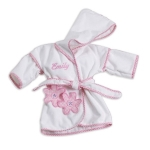 Personalized Daisy Bath Cover-Up