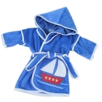 Personalized Sailboat Bath Cover-Up
