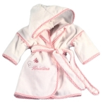 Personalized Butterfly Bath Cover-Up