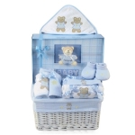 Forever Baby Album Gift Basket - Boy or Girl