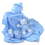 Personalized Baby Sleepytime Gift Set
