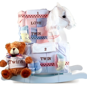 Rocking Horse Twin Gift imagerjs