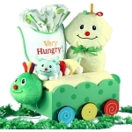 Caterpillar Plush Welcome Wagon