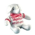 Keepsake Personalized Elephant Toy Baby Gift