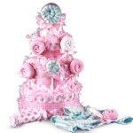 Lollipop Diaper Cake Baby Gift