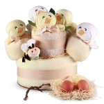 'Just Hatched' Baby Shower Gift