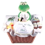 Cute As Can Bee Baby Gift Basket