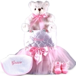 Tutu and Tote Personalized Baby Gift