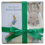 Peter Rabbit Book & Blanket Boxed Gift Set