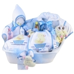 Baby Boy Bath Time Gift Tub