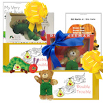 Double Delights Twins Gift Basket